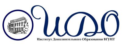 Логотип ИДО